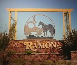 Welcome to Ramona
