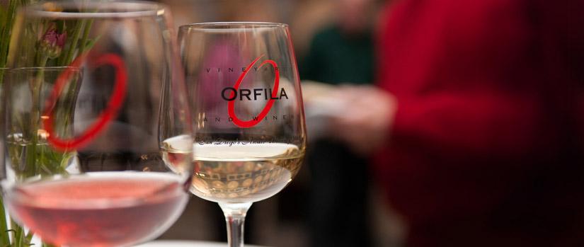 Orfila Tasting Room