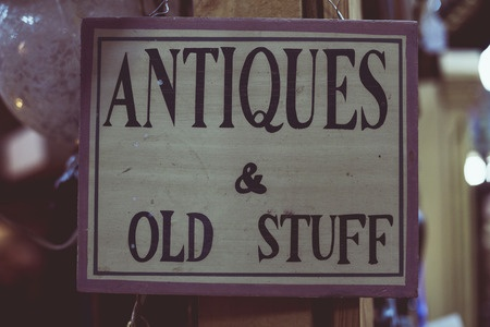 Ramona Antique and Thrift Stores