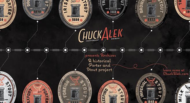 Chuck Alek Independent Brewers