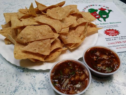 Los Amigos Chips and Salsa