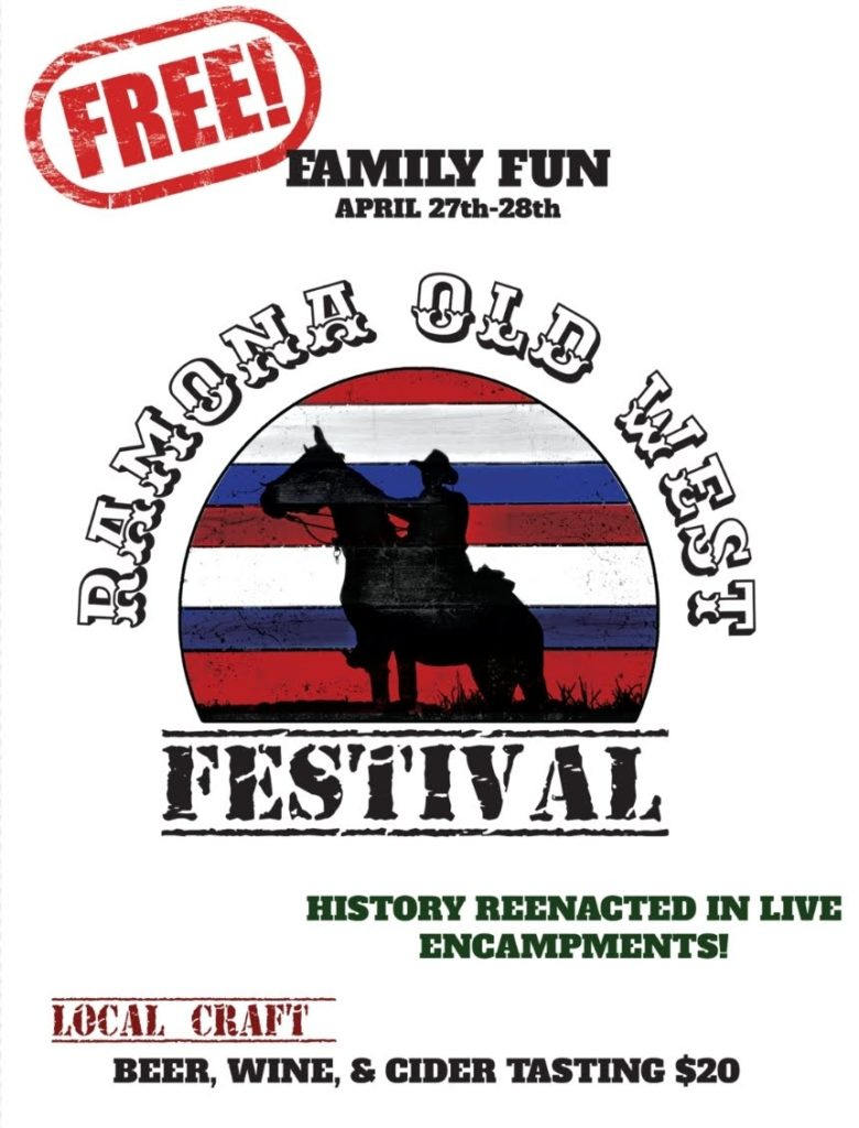 2019 Ramona Old West Festival