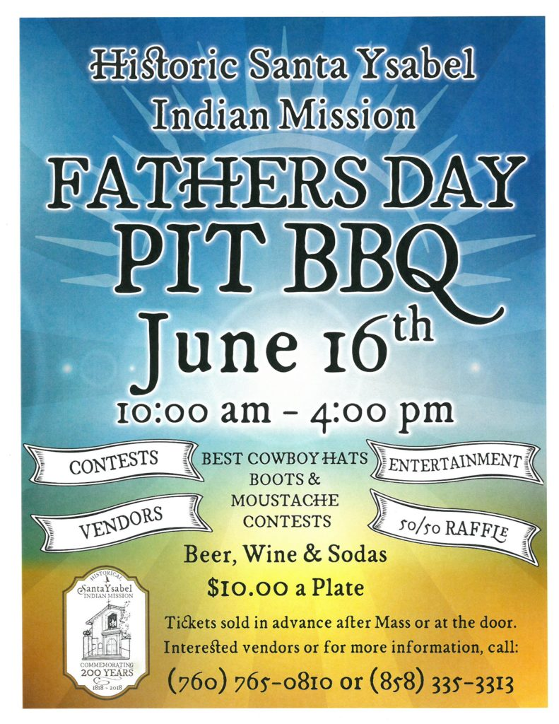 2019-0616 Fathers Day Pit BBQ