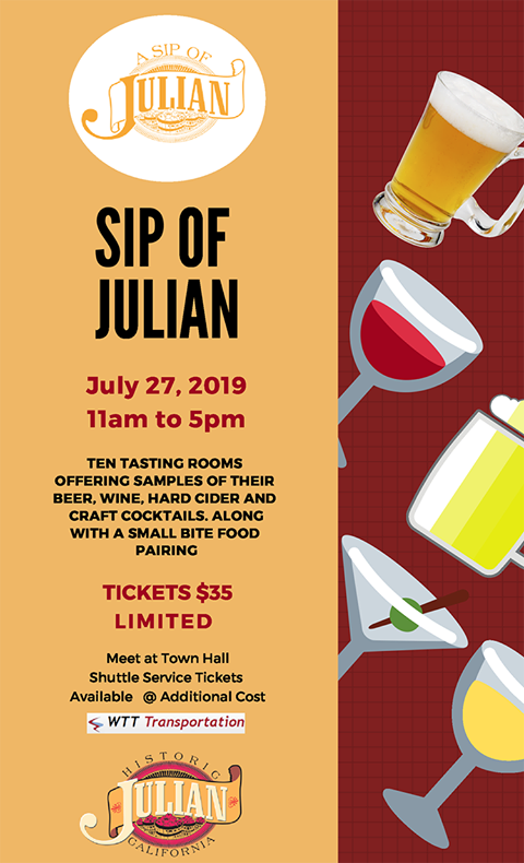 Sip of Julian