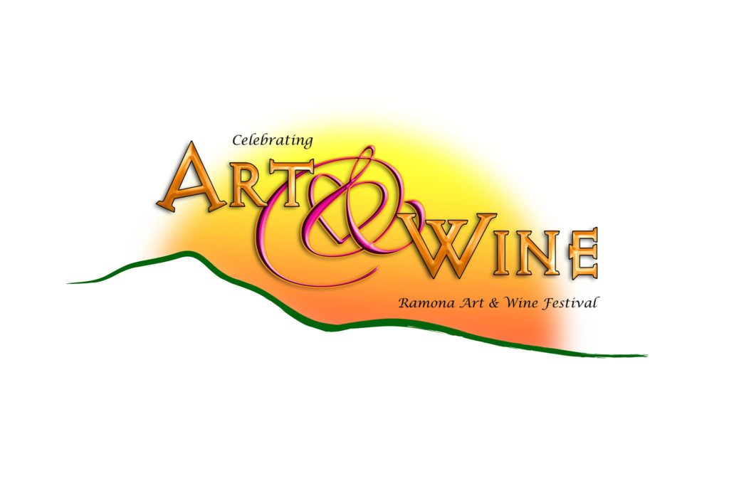 Celebrating art and wine Ramona Art and Wine Festival