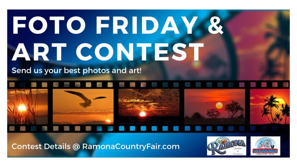 Ramona Country Fair Art and Photo Exhibit