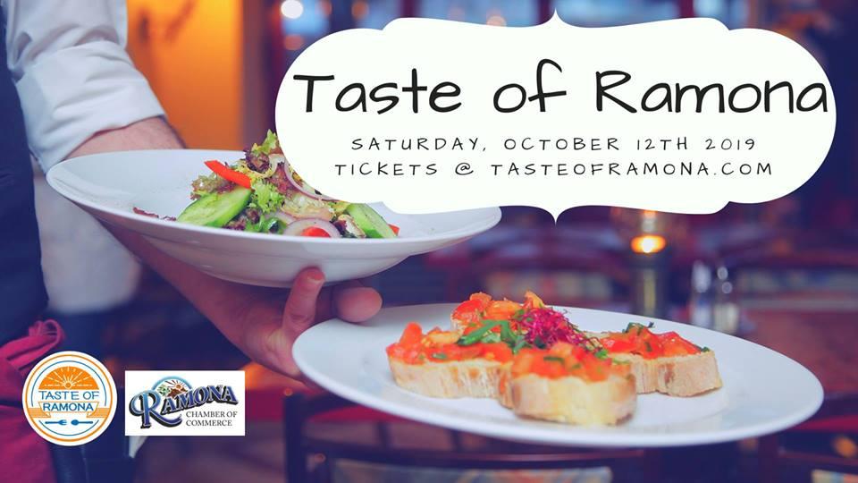Taste of Ramona 2019