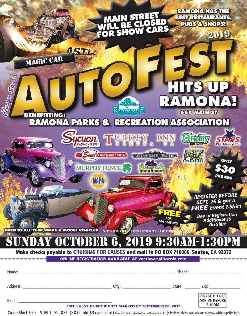 AutoFest Ramona 2019