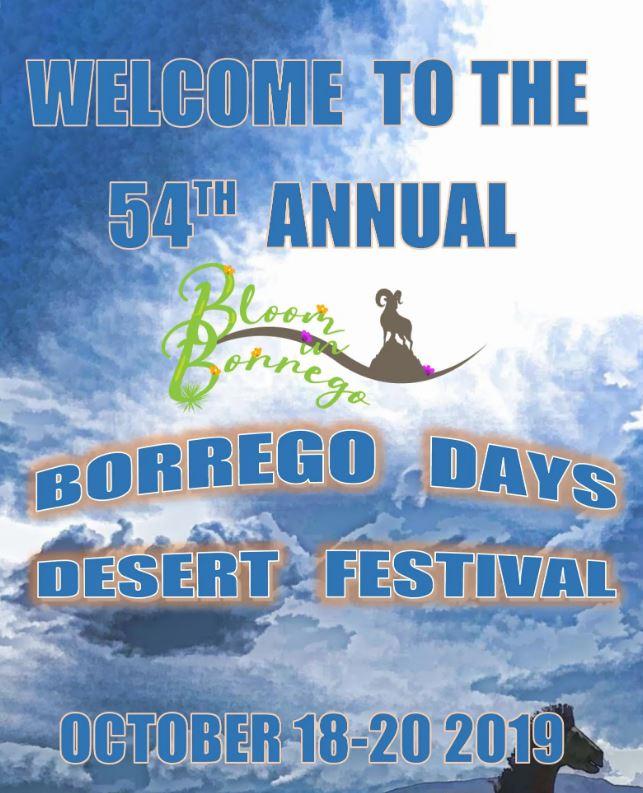 Borrego Days Desert Festival