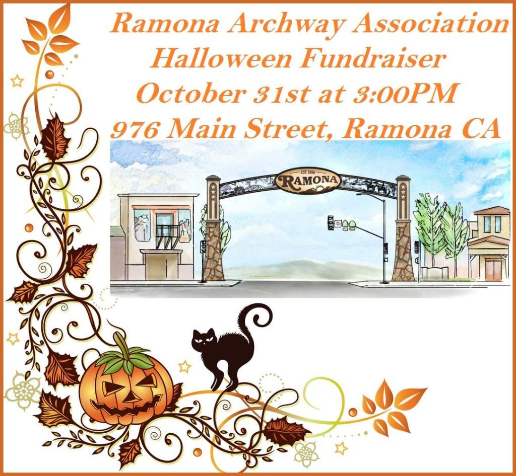Ramona Archway Assn fundraiser