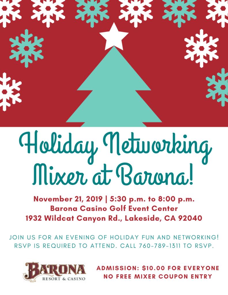 Barona-Holiday-Networking-Mixer