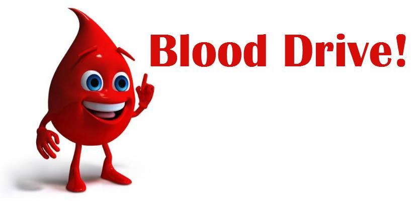 Anytime Fitness Ramona San Diego Blood Bank blood drive