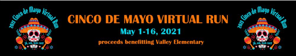 Lake Poway Cinco de Mayo Virtual Run 2021