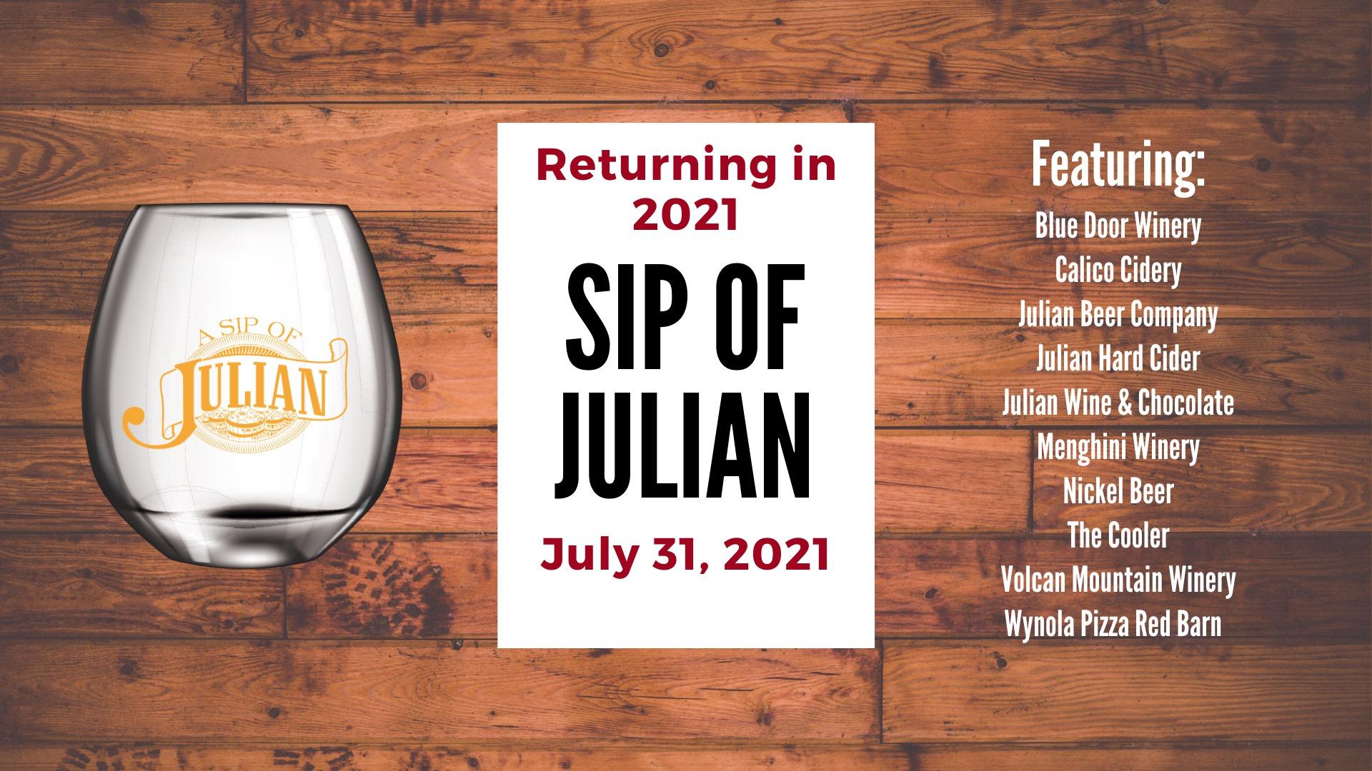 Sip of Julian