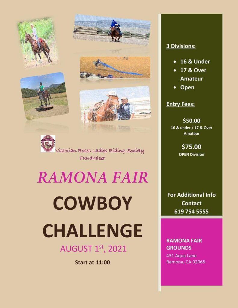 Ramona Country Fair Cowboy Challenge