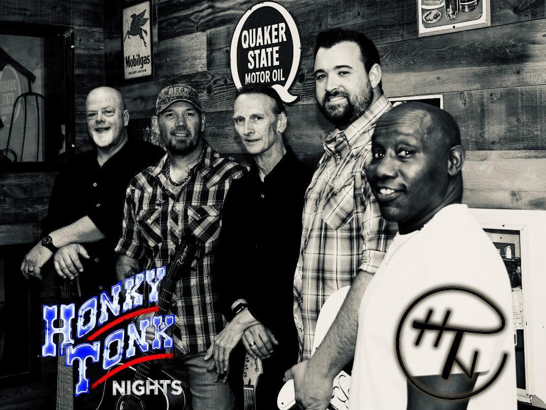 Patrick Howard Trampus Band and Honky Tonk Nights